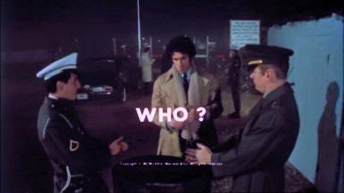 Main title from Who? (1974) (3)