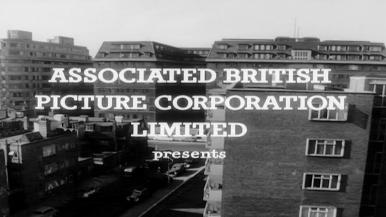 Woman in a Dressing Gown (1957) opening credits (2)