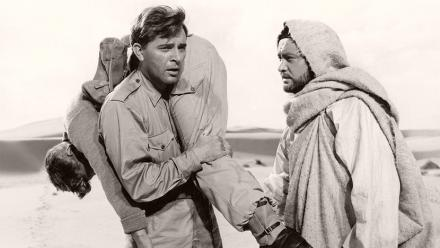 Photograph of Bitter Victory (1957) (1) featuring Richard Burton