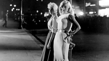 Photograph from Passport to Shame (1958) (1) featuring Diana Dors and Odile Versois