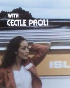 Main title from Bergerac (1981-91) (3). Cécile Paoli