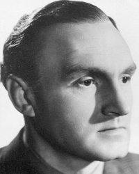 Maurice Denham, English actor, photograph (1)