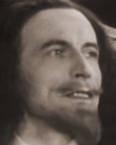 Main title from The Vicar of Bray (1937) (6).  Hugh Miller as King Charles I