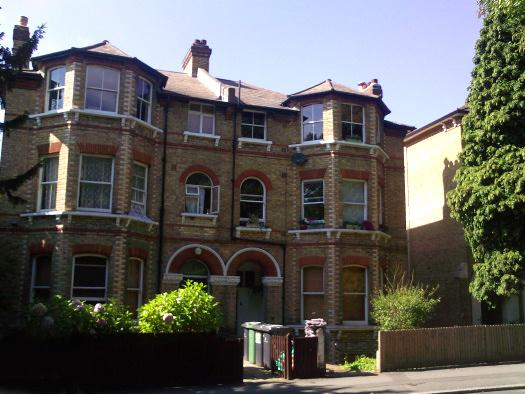 Margaret Lockwood's former home at 2 Lunham Road, Upper Norwood, London
