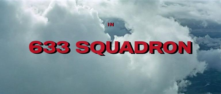 Main title from 633 Squadron (1964) (4)