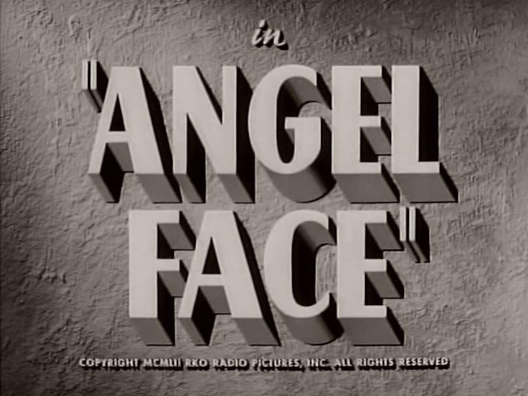 Main title from Angel Face (1952)