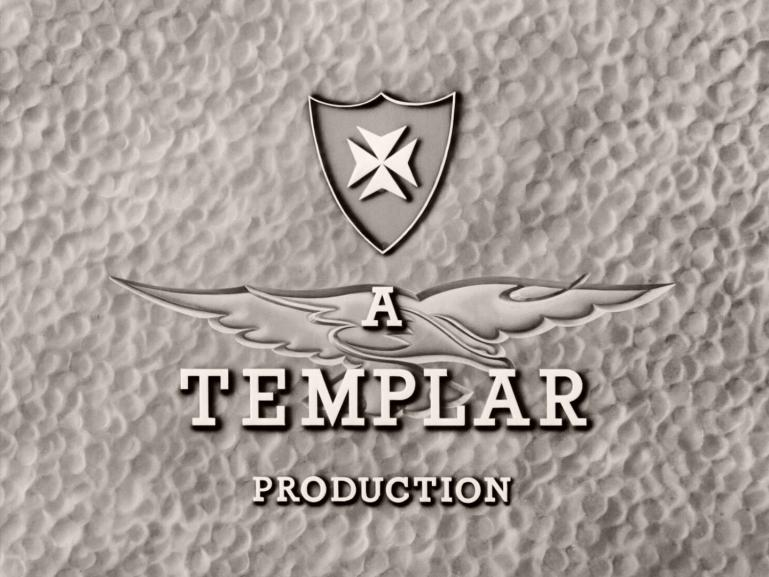 Main title from Angels One Five (1952) (4).  A Templar Production