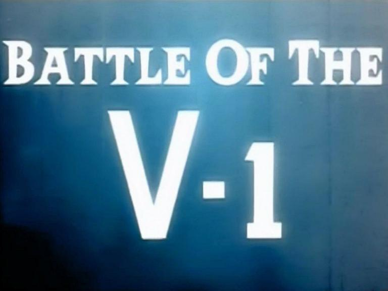Main title from Battle of the V-1 (1958) (3)