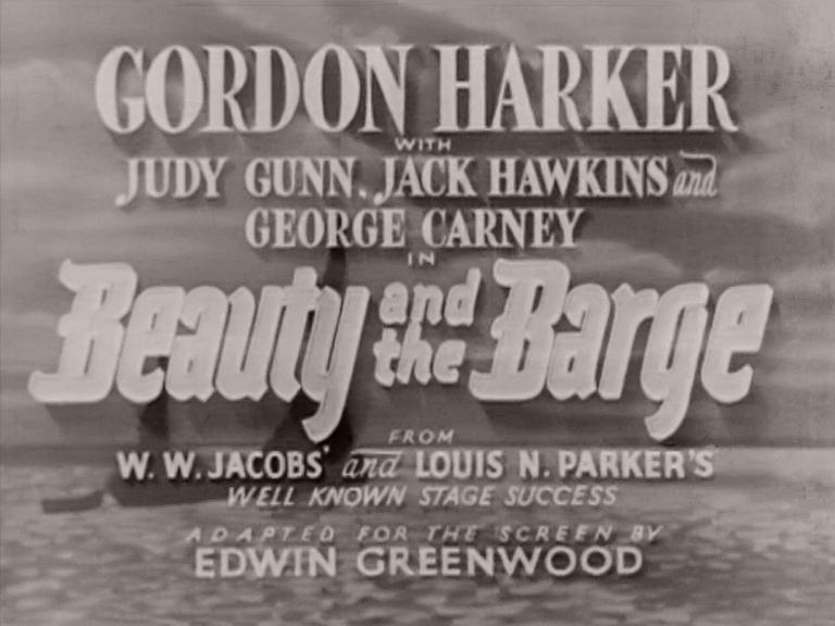 Main title from Beauty and the Barge (1937) (1)