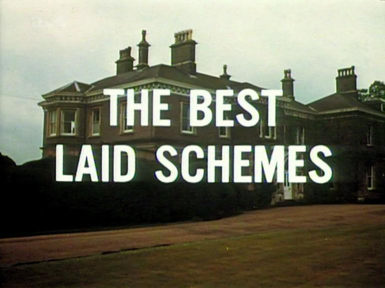 Main title from the 1967 'The Best Laid Schemes' episode of The Saint (1962-69) (1)