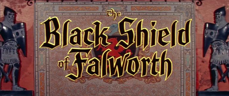 Main title from The Black Shield of Falworth (1954) (4)