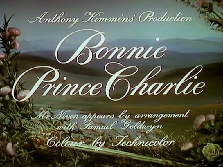 Main title from Bonnie Prince Charlie (1948) (3)