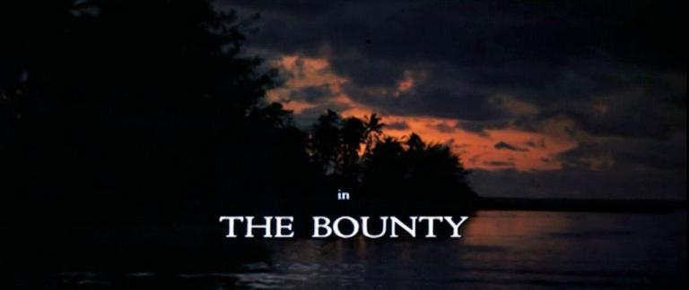 Main title from The Bounty (1984) (3)