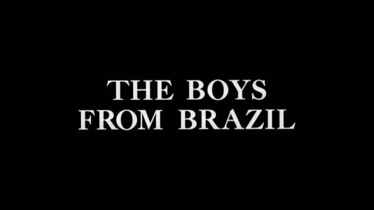 Main title from The Boys from Brazil (1978) (7)
