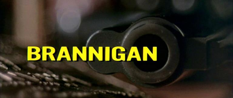 Main title from Brannigan (1975) (6)