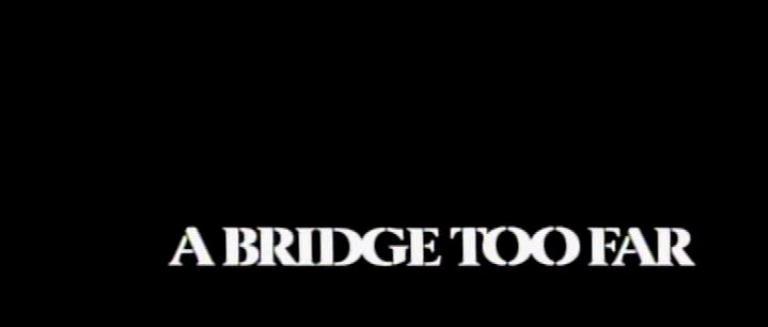 Main title from A Bridge Too Far (1977) (2)