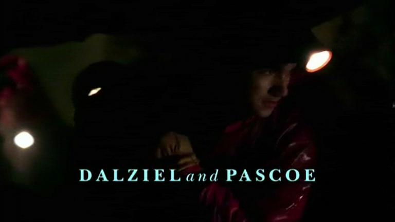 Main title from the 2006 'The Cave Woman' episode of Dalziel and Pascoe (1996-2007) (3)