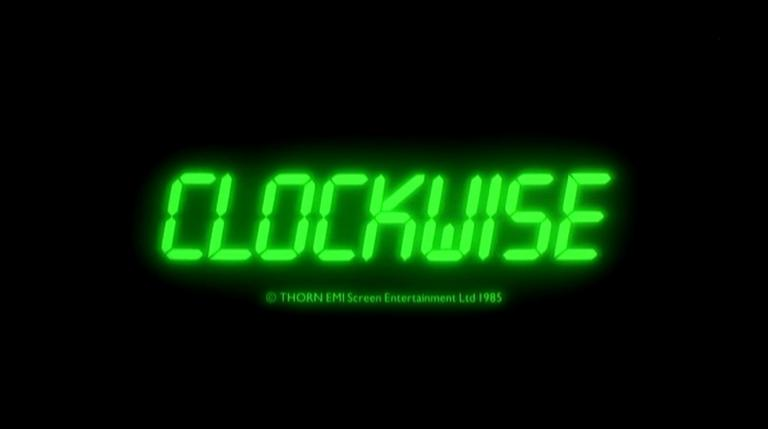Main title from Clockwise (1986) (6)