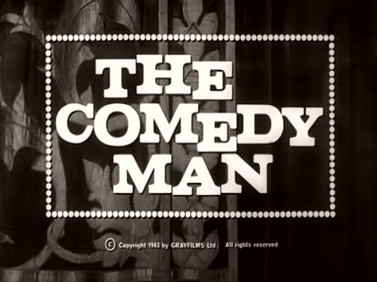 Main title from The Comedy Man (1964) (3)