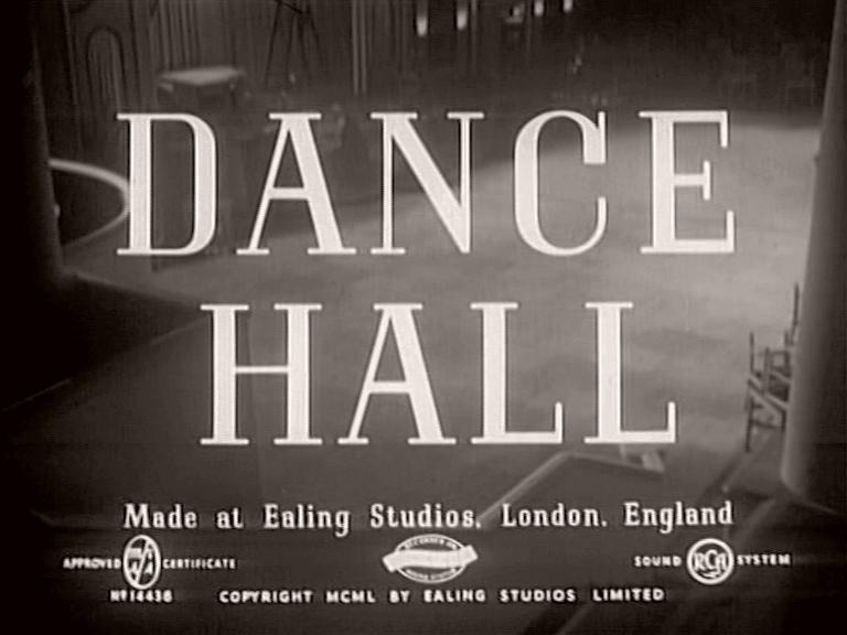 Main title from Dance Hall (1950)