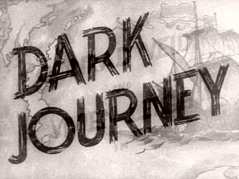 Main title from Dark Journey (1937)