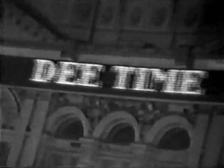 Main title from Dee Time