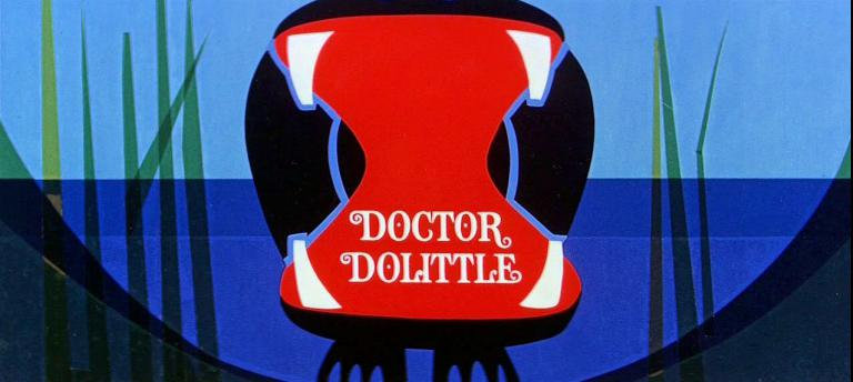 Main title from Doctor Dolittle (1967) (6)