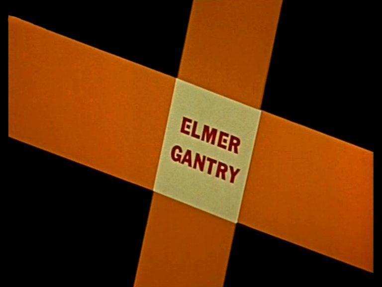 Main title from Elmer Gantry (1960)