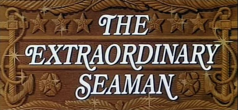 Main title from The Extraordinary Seaman (1969) (9)