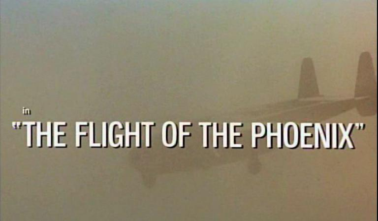 Main title from The Flight of the Phoenix (1965)