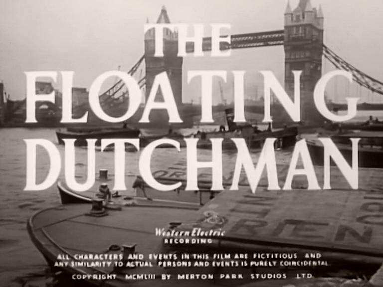 Main title from The Floating Dutchman (1952) (3)