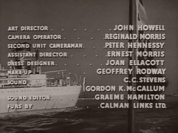 Main title from Forbidden Cargo (1954) (7)