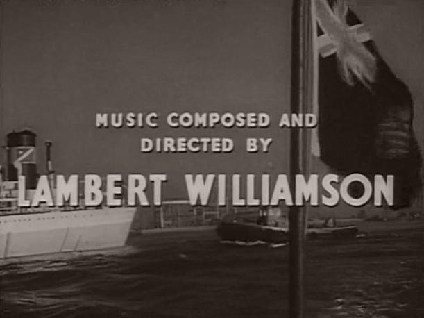 Main title from Forbidden Cargo (1954) (8)