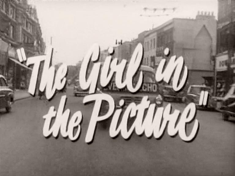 Main title from The Girl in the Picture (1957) (3)