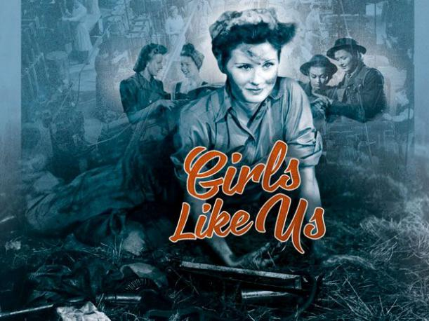 Promotional material for the BFI's Girls Like Us – British Women and WWII Cinema BFI season in April and May 2017