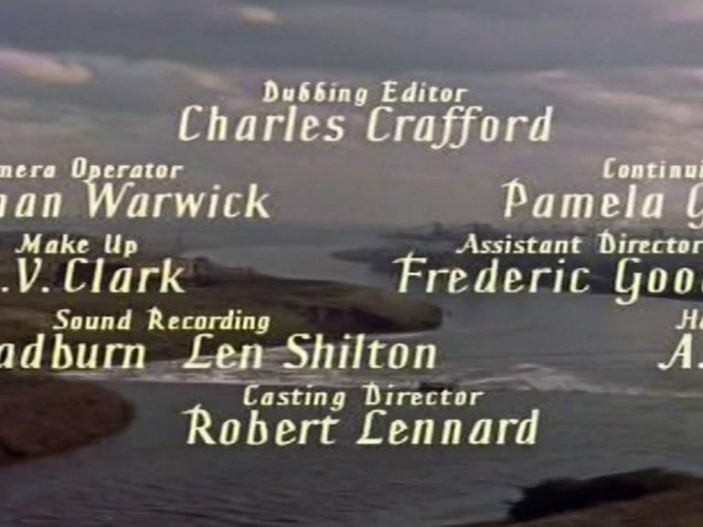 Main title from The Good Companions (1957) (10)