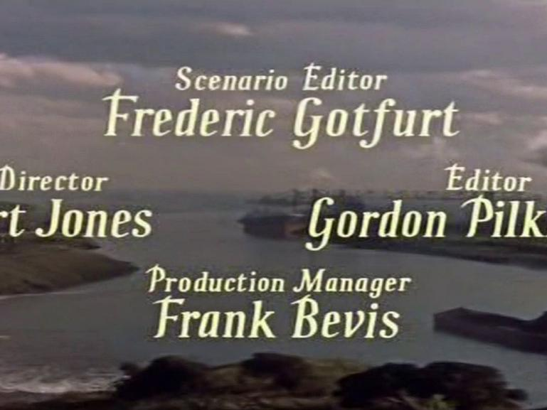 Main title from The Good Companions (1957) (11)