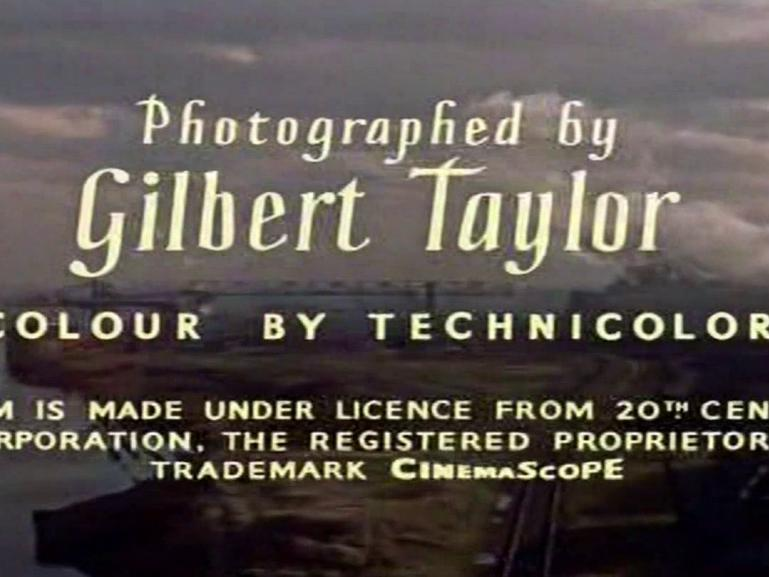 Main title from The Good Companions (1957) (12)