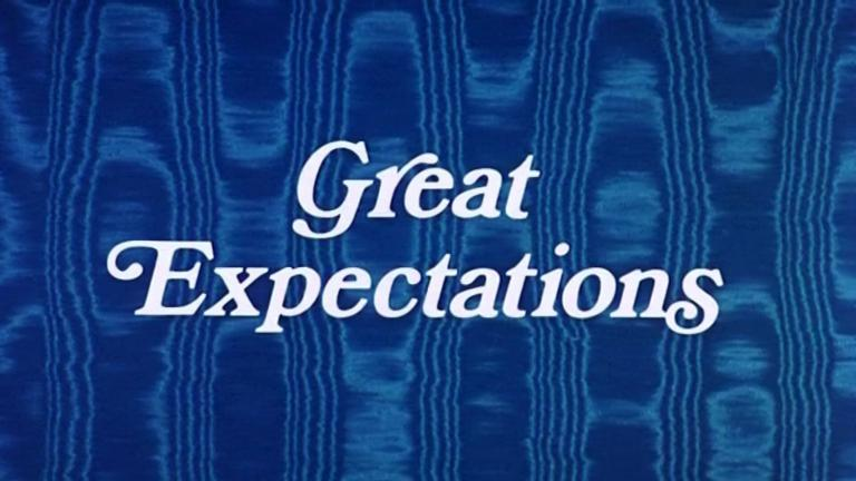 Main title from Great Expectations (1974) (6)