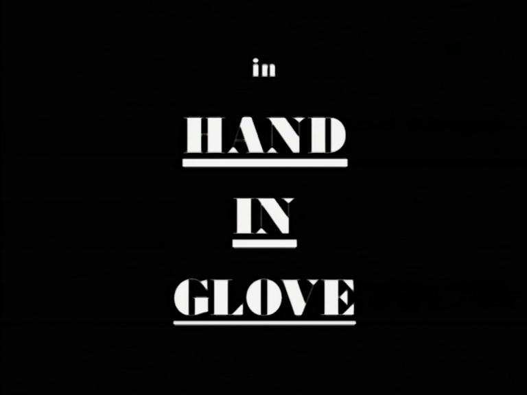 Opening credits from the 1994 'Hand in Glove' episode of Inspector Alleyn Mysteries (1990-1994) (3)