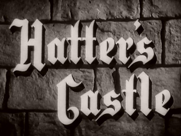 Main title from Hatter's Castle (1942)
