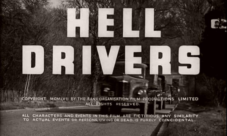 Main title from Hell Drivers (1957) (4)