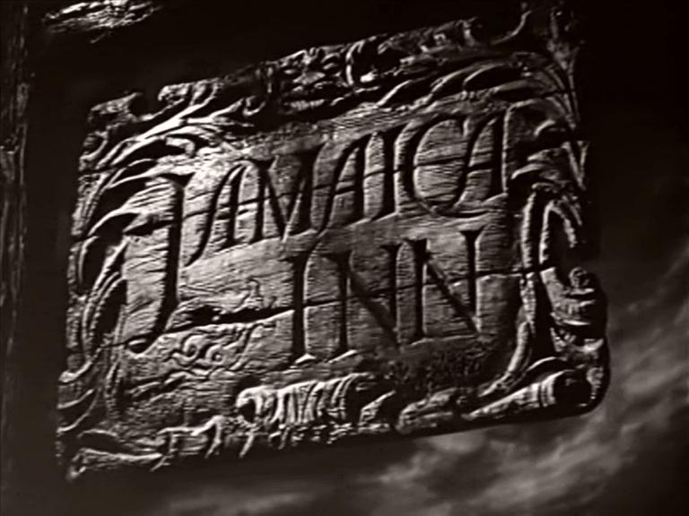 Main title from Jamaica Inn (1939) (3)
