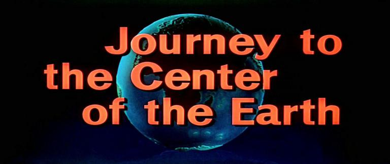 Main title from Journey to the Centre of the Earth (1959) (3)
