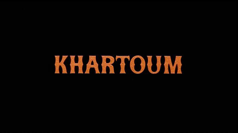 Main title from Khartoum (1966) (6)