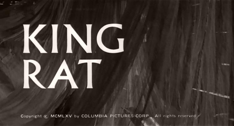 Main title from King Rat (1965) (6)