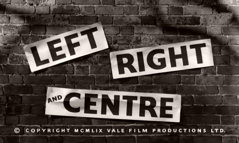 Main title from Left Right and Centre (1959) (5)