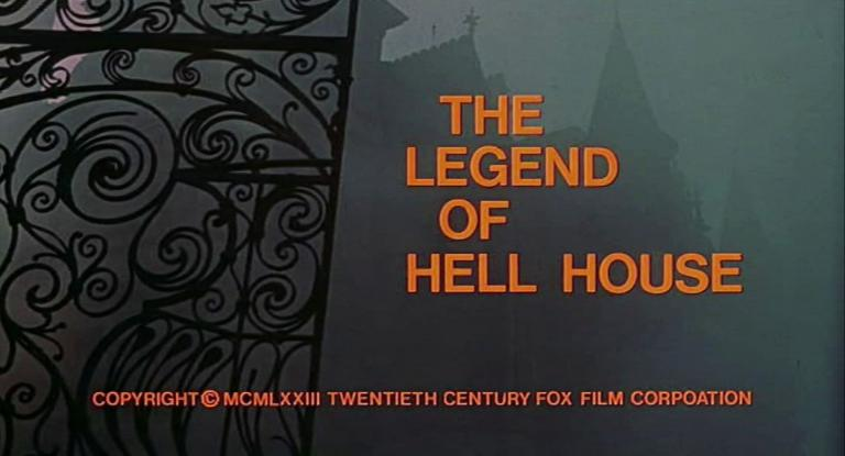 Main title from The Legend of Hell House (1973) (2)