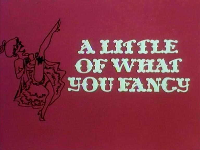 Main title from A Little of What You Fancy (1968) (2)