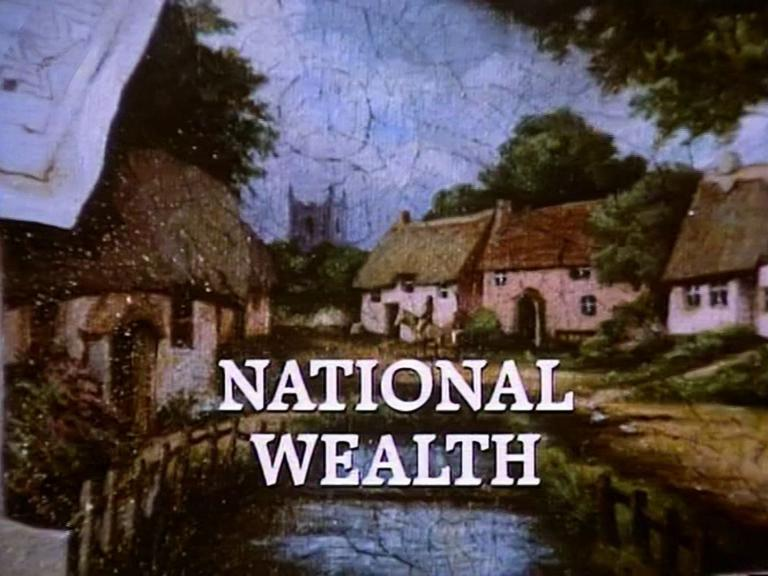 Main title from the 1991 'National Wealth' episode of Lovejoy (1986) (2)